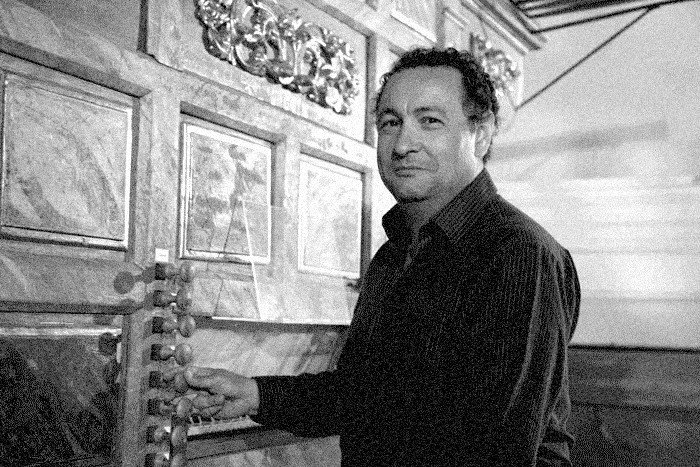 Javier Artigas - Organista