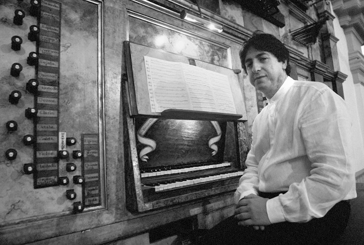 Roberto Fresco - Organista