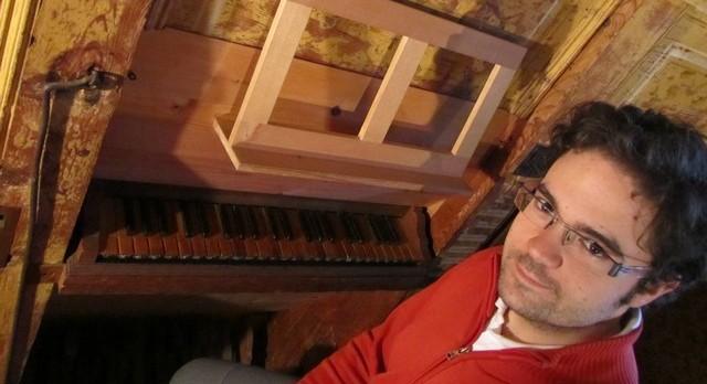 jorge garcia martin-organista