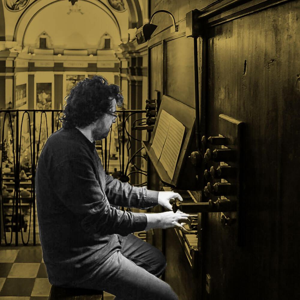 Juan María PEDRERO organista